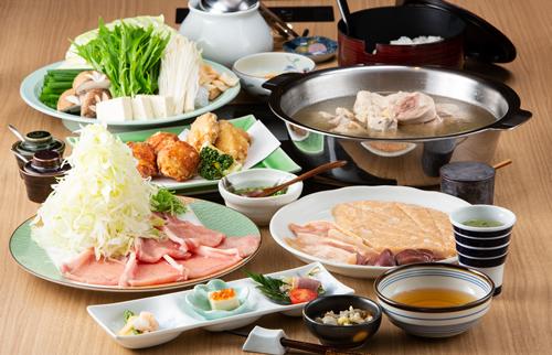 博多水炊きコース 3,500円