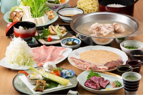 水炊き濱田屋コース 4,800円